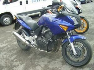 HONDA CBF 600 FRONT FAIRING ONLY 24,000 MILES IT IS LOVELY CONDITION