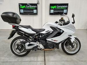 BMW F800 GT 2013 - ONLY 17684 MILES FROM NEW