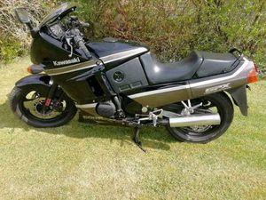 MOTORRAD KAWASAKI GPX 600R OLDTIMER TOURER