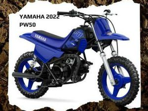 YAMAHA PW50 2022 MODEL - PRE-ORDER ONLY