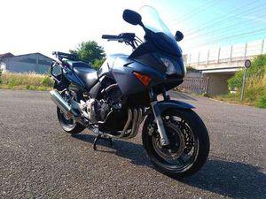 HONDA CBF 600 S TOURER