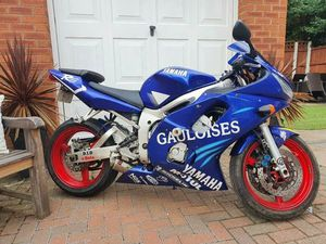 YAMAHA, YZF, 2000, 599 (CC)   IN TYLDESLEY, MANCHESTER   GUMTREE