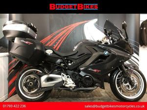 BMW F800GT 800CC FULL LUGGAGE FINANCE AND DELIVERY AVAILABLE 800CC