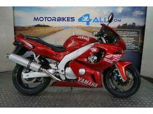 YAMAHA YZF600R THUNDERCAT 600 2001