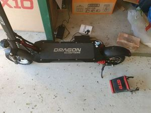 DRAGON GTR ELECTRIC SCOOTER