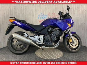 HONDA CBF600 ABS GENUINE LOW MILEAGE FULLY PREPPED AND READY TO GO 2004 54 599CC