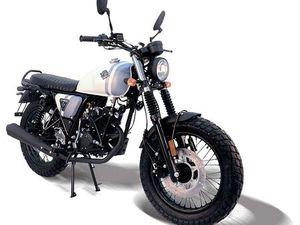 ARCHIVE MOTORCYCLE SCRAMBLER 50CC