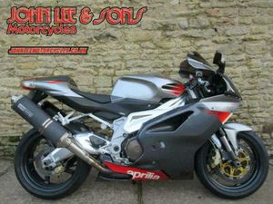 APRILIA RSV 1000 MILLE R, 2004 MODEL, 6251 MILES ONLY, FSH, IMMACULATE | IN HIGHAM FERRERS