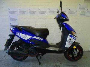 MOTORINI GP 125I GP125 VIDEO TOUR AND SOCIAL DISTANCE DELIVERY AVAILABLE | IN LEICESTER, L