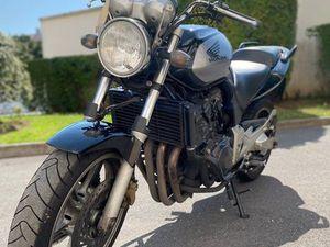 HONDA CBF600 N ABS 2007 - 27000KM - NOIR