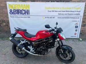 HYOSUNG GT 650 P, 2018, PRE-REG, 200 MILES FROM NEW | IN STOKE-ON-TRENT, STAFFORDSHIRE | G