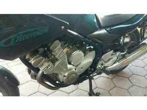 MOTORRAD YAMAHA XJ 600S