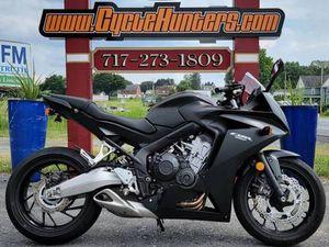 2014 HONDA CBR 650 F