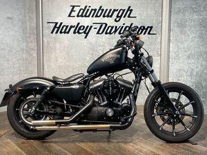 HARLEY-DAVIDSON SPORTSTER XL883N IRON