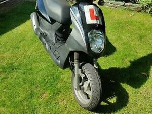 MOPED SCOOTER 50CC