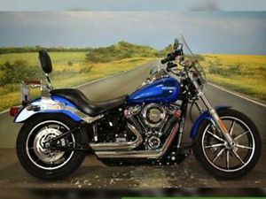 HARLEY DAVIDSON FXLR LOW RIDER 1745 2018, 8061 MILES, VANCE AND HINES EXHAUST