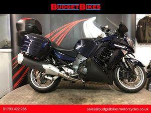 KAWASAKI GTR1400 1352CC ZG CAF 1352CC