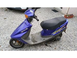 SCOOTER EQUALIS 50CC