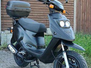 ROLLER PEGASUS SKY 50 CCM 2 TAKT MOTOR