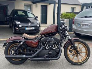 HARLEY 1200 SPORTSTER IRON A2
