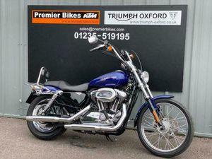 HARLEY DAVIDSON XL1200 C CUSTOM MOTORCYCLE | IN ABINGDON, OXFORDSHIRE | GUMTREE