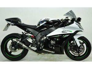 KAWASAKI ZX-10R 2015, 15, WHITE, 1 OWNER, FSH, EXHAUST & DECAT, R&G, MANY EXTRAS | IN CHAD