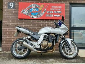 KAWASAKI Z750S 2006 EXCELLENT LOW MILES SERVICE HISTORY   IN DERBY, DERBYSHIRE   GUMTREE