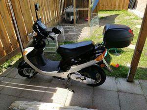 MOTORROLLER BENZHOU YIYING YY50QT-02