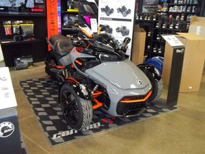 CAN-AM SPYDER® F3-S SPECIAL SERIES SE6 2021 NEW MOTORCYCLE FOR SALE IN SARNIA