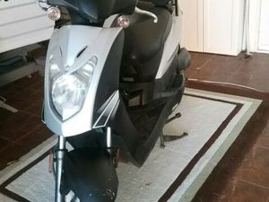 MOTOR SCOOTER 50CC