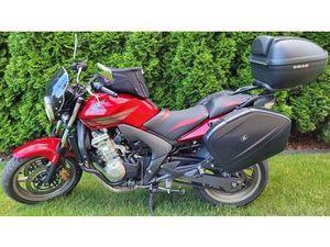 HONDA CBF 600 ABS