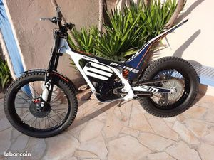 MOTO TRIAL ELECTRIC MOTION EPURE RACE 2020