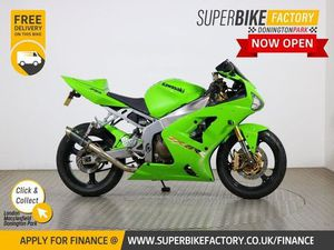 KAWASAKI ZX-6R - BUY ONLINE 24 HOURS A DAY 599CC