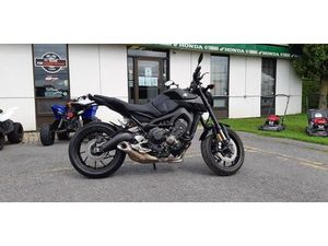 YAMAHA FZ-09 2016 USED MOTORCYCLE FOR SALE IN CORNWALL