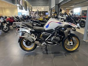 BMW R 1250 GS LIGHT WHITE/RACING BLUE METALL 2021 NEW MOTORCYCLE FOR SALE IN DIEPPE