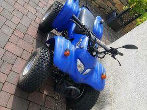 HERR CHEE ADLY ATV-50 QUAD 50CCM