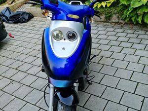 JINAN QINGQI MOTORCYCLE SPEEDY ROLLER QM125T-10A TOP ZUSTAND!