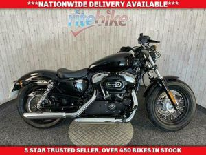 HARLEY-DAVIDSON SPORTSTER XL 1200 X XL1200 48 FOURTY EIGHT 2011 11 PLAT | IN LOW MOOR, WES