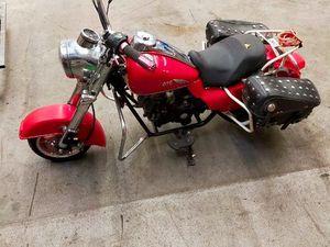 MOTO CHUOPPER 50CC 4 TEMPS