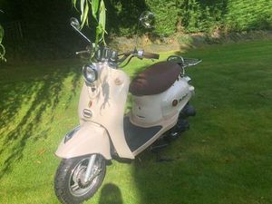 SCOOTERS 50CC