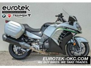KAWASAKI CONCOURS® WITH 1377 MILES AVAILABLE NOW!