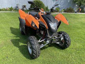 QUAD ADLY MOTO ATV 320 TAUSCH