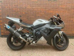 2002 - YAMAHA R1 YZF - SILVER - ONLY 3 OWNERS - 23K MILES | IN POULTON-LE-FYLDE, LANCASHIR