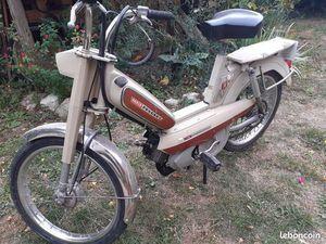 MOBYLETTE PEUGEOT 103 SVL 1971