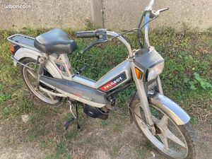 MOBYLETTE PEUGEOT 103 MVL 1988 ELECTRONIC