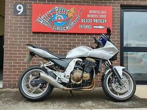 KAWASAKI Z750S 2006 EXCELLENT LOW MILES SERVICE HISTORY