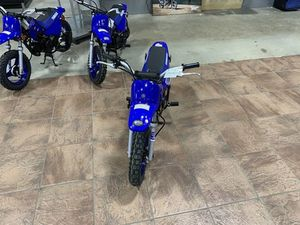 YAMAHA PW50 2022 NEW MOTORCYCLE FOR SALE IN DIEPPE