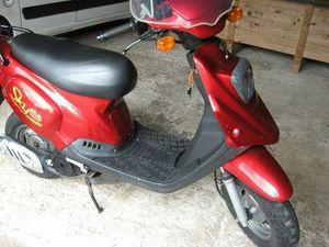 MOTORROLLER PEGASUS SKY 125 TYP: 125001100 - TÜV NEU -