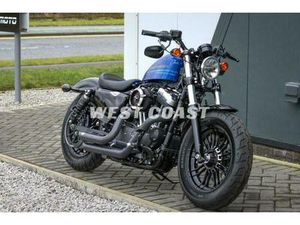 2019 HARLEY-DAVIDSON XL1200X FORTY-EIGHT IN BLUE MAX | IN GLASGOW | GUMTREE