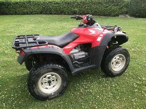 HONDA TRX 650 RINCON ATV QUAD ALLRAD 4X4